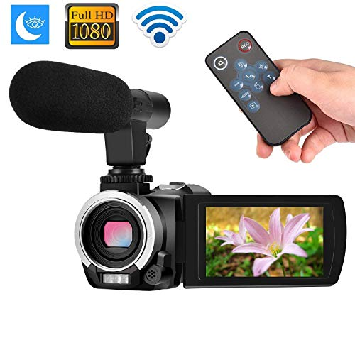 Top 10 Wifi Camcorders Of 2020 Toptenreview
