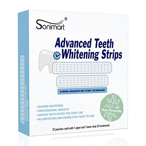 Top 10 Advanced Teeth Whitening Strip Of 2019 Toptenreview