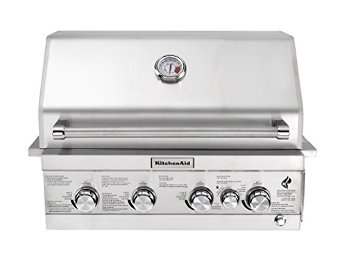 Top 10 Kitchenaid Gas Grills Of 2020 Toptenreview